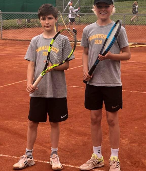 2 juniorer blev Sjællands mestre